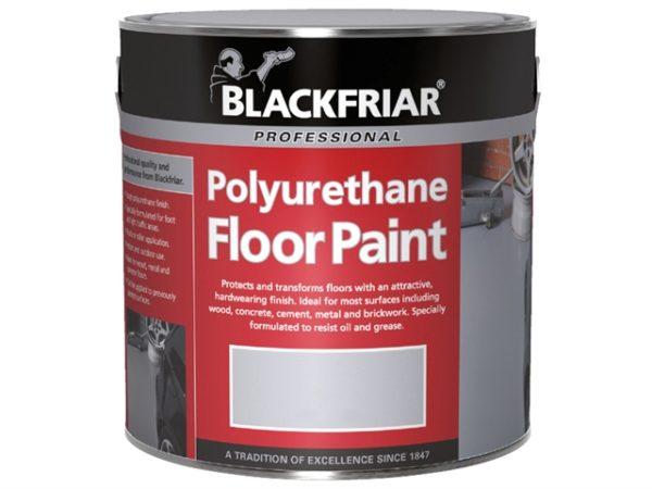 Professional Polyurethane Floor Paint Tile Red 500ml