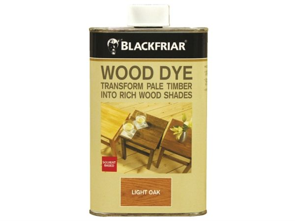 Wood Dye Medium Oak 250ml