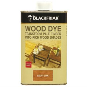 Wood Dye Redwood Mahogany 250ml