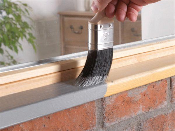 Wood Primer Aluminium 500ml