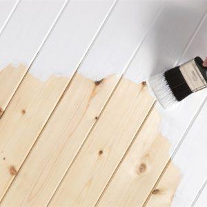 Wood Primer White 1 Litre