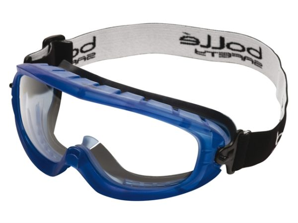 Atom PLATINUM® Safety Goggles Clear - Ventilated Foam Seal