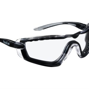 COBRA PSI PLATINUM® Safety Glasses with Strap Clear
