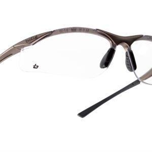 CONTOUR PLATINUM® Safety Glasses - Clear