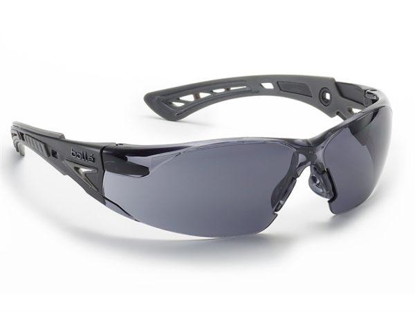 RUSH+ PLATINUM® Safety Glasses - Smoke