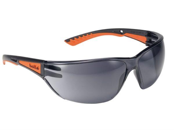 SLAM+ PLATINUM® Safety Glasses - Smoke