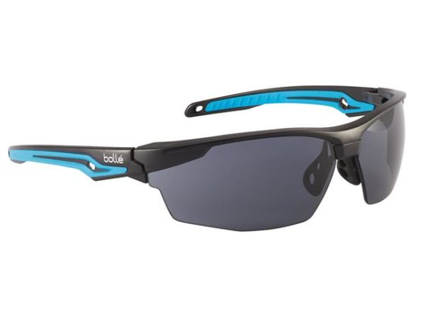 TRYON PLATINUM® Safety Glasses - Smoke