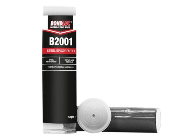 B2001 Metal Epoxy Repair Putty 50g