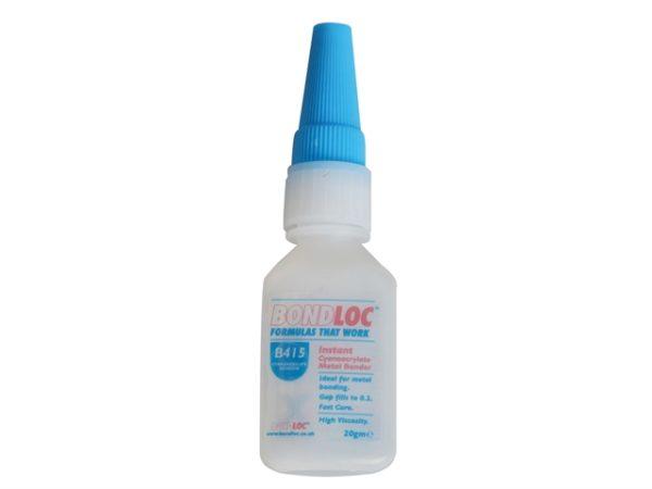 B415 High Viscosity Cyanoacrylate 20g