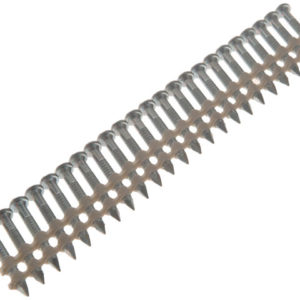 MCN Anchor Stick Ring Galvanised Nails 4.00 x 38mm Pack of 2000
