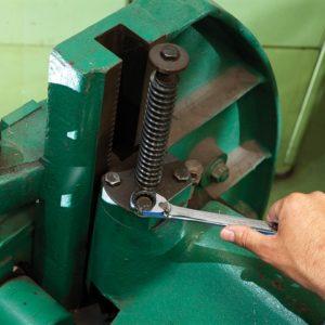 Ratcheting Spanner 17mm