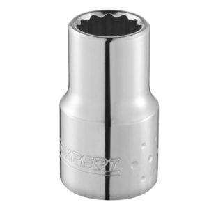 Bi-Hexagon Socket 12 Point 3/8in Drive 18mm