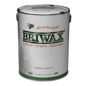 Wax Polish Original Medium Brown 5 litre