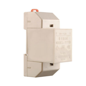 7770 Wired Transformer White 8V 1 Amp