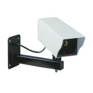 CS11D Dummy Camera Wall-Mounted + LED Light
