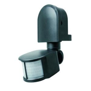 ES90 PIR Area Light Black