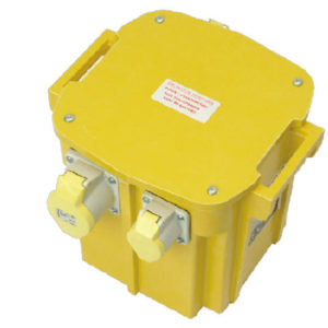 5003/3 Transformer Triple Outlet Rating 5 kVA Continuous 2.5kVA