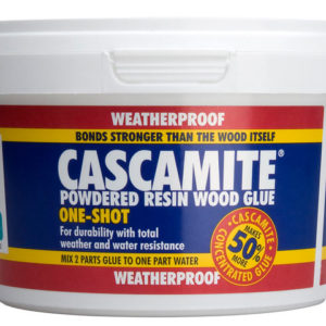 Cascamite One Shot Structural Wood Adhesive Tub 220g