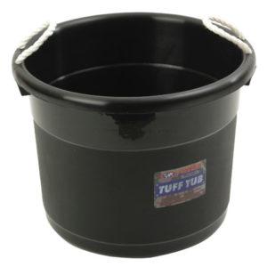 Tuff Tub - Black 69 litre