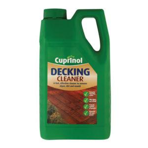 Decking Cleaner 2.5 Litre