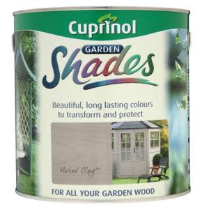 Garden Shades Muted Clay 2.5 litre