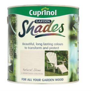 Garden Shades Natural Stone 2.5 litre