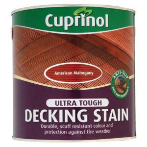 Anti-Slip Decking Stain American Mahogany 2.5 Litre