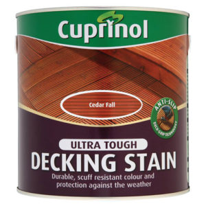 Anti-Slip Decking Stain Cedar Fall 2.5 Litre