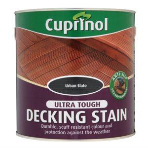 Anti-Slip Decking Stain Urban Slate 2.5 Litre