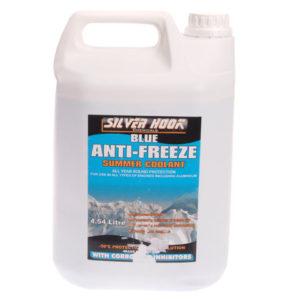 Concentrated Antifreeze - Blue 4.54 litre