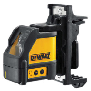 DW088KD 2 Way Self-Levelling Line Laser With DE0892 Detector