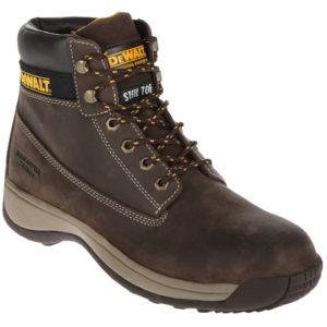 Apprentice Hiker Brown Nubuck Boots UK 10 Euro 44