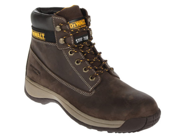 Apprentice Hiker Brown Nubuck Boots UK 7 Euro 41