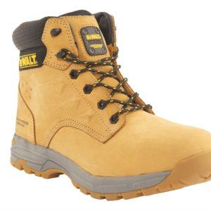 SBP Carbon Nubuck Safety Hiker Wheat Boots UK 10 Euro 44