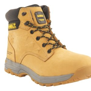 SBP Carbon Nubuck Safety Hiker Wheat Boots UK 9 Euro 43
