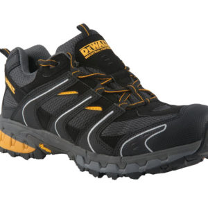 Cutter Safety Trainers Black UK 12 Euro 46