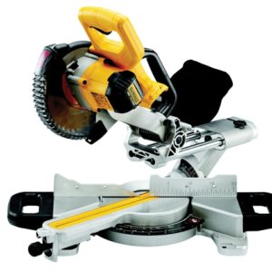 DCS365M2 Cordless XPS Mitre Saw 18V 2 x 4.0Ah Li-Ion