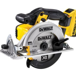 DCS391M2 Premium XR Circular Saw 165mm 18V 2 x 4.0Ah Li-Ion