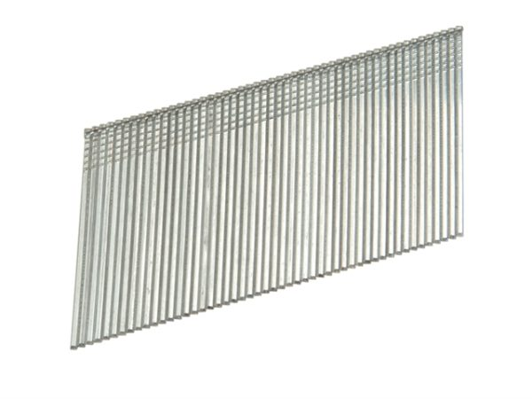 DNBA1663GZ 16 Gauge Galvanised 20° Finish Nails 63mm Pack of 2 500