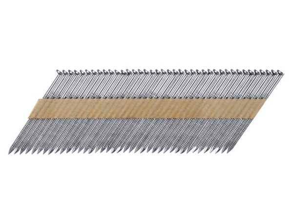 DNPT31R90 Galvanised 33° Angle Ring Shank Nails 3.1 x 90mm Pack of 2 200