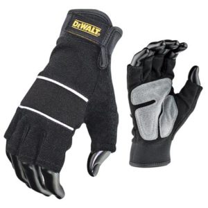 Fingerless Performance Gloves - Large