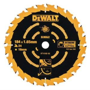 Extreme Framing Circular Saw Blade 184 x 16mm x 24T