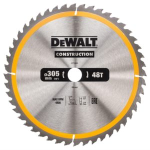 Stationary Construction Circular Saw Blade 305 x 30mm x 48T