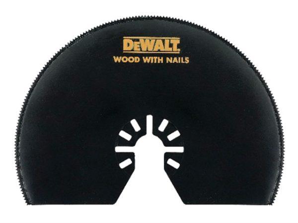 Multi-Tool Semi Circle Blade 100mm