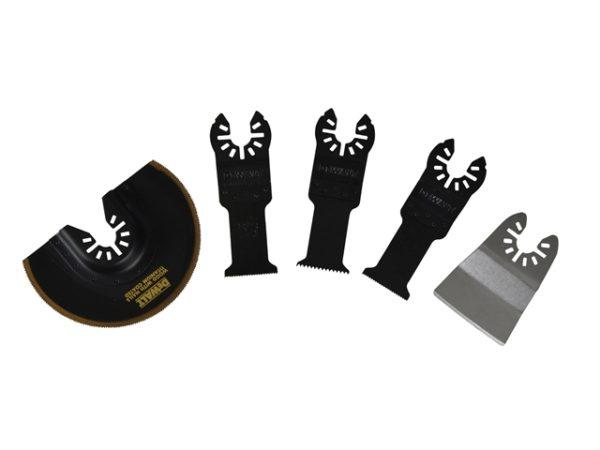 DT20715 Multi-Tool Accessory Blade Set 5 Piece