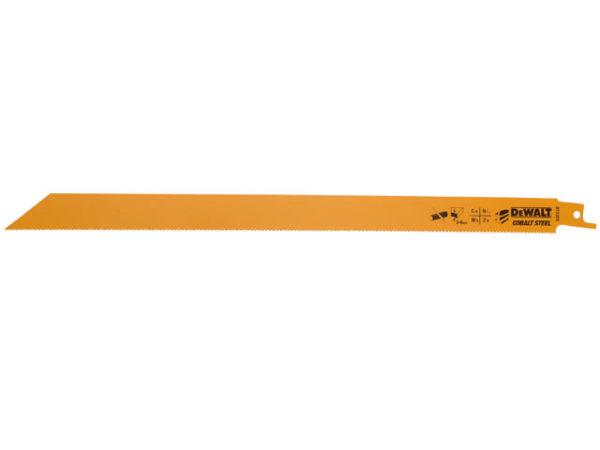Bi Metal Sabre Blade for Metal Rubber & Fibreglass 305mm Pack of 5