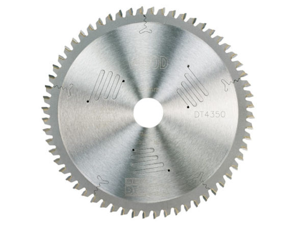 Series 60 Circular Saw Blade 216 x 30mm x 60T ATB/Neg