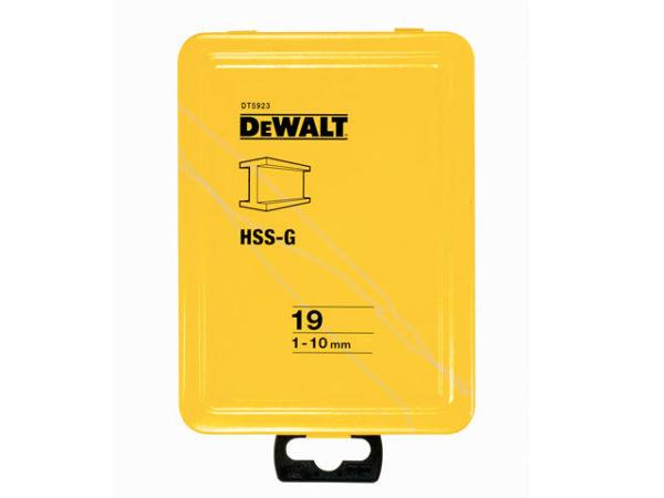 DT5923 Extreme Metal Drill Bit Set