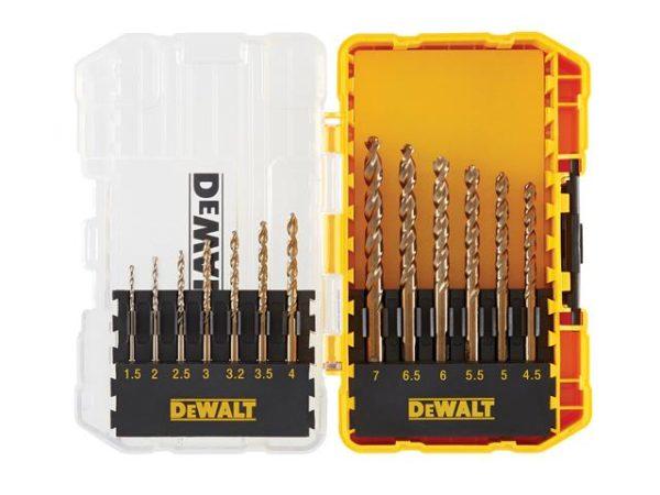 DT70710 Extreme 2 Metal Drilling Set