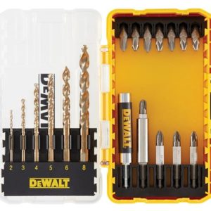DT70711 Extreme 2 Metal Drill Drive Set